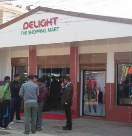 Delight The Shopping Mart