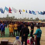 क्षेत्रीय राष्ट्रपति रनिङ शिल्ड गोर्खाले चुम्यो