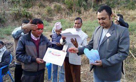 नेपाल पत्रकार महासंघ जिल्ला शाखा सल्यानको अध्यक्षमा शर्मा