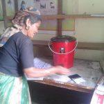 प्यूठानका सवै वडामा नमुना मतदान कार्यक्रम