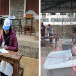 रोल्पामा करिव ५६ , रुकुम पूर्वमा ६५ र रुकुम पश्चिममा ६६ .२१ प्रतिसत मतदान
