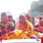 विजय उत्सवमा जनप्रतिनिधी, दाङको समृद्धीमा अर्जुनदृष्टि