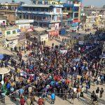 दाङमा राजधानीको माग चर्कियो, बन्द खुलाउन खोजे सरकारी कार्यालयमा ताला लगाउने चेतावनी