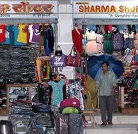 Sharma Shopping Centre