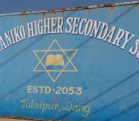Great Araniko Higher Secondary School