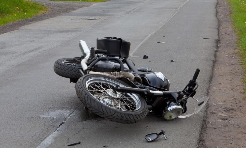 दाङमा भ्यानको ठक्करबाट मोटरसाइकल चालकको मृत्यु्