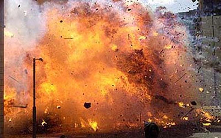 रोल्पामा पुनः बम बिस्फोट