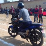 'स्लो बाईक रेश' प्रतियोगिता हुने