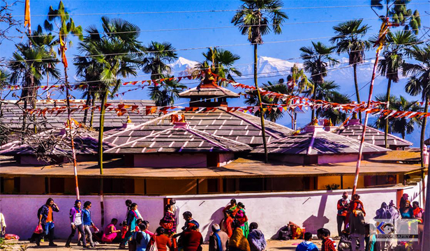 स्वर्गद्वारी प्युठान जिल्लाको धार्मिक पर्यटकीय स्थल।