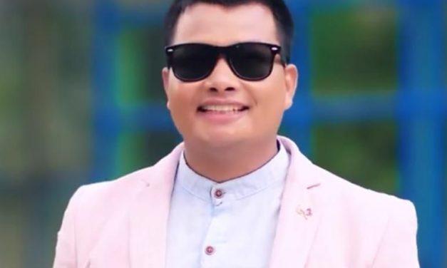 दाङका सञ्चारकर्मी प्रेमको गीत टप ५ मा पर्न सफल