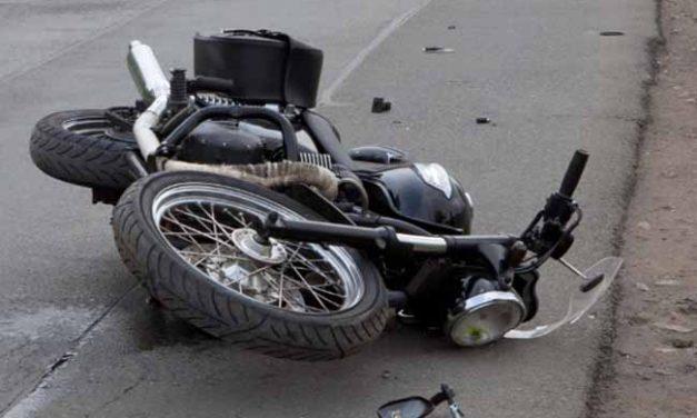 मोटरसाईकल दुर्घटना हुँदा शिक्षालय प्रमुखको मृत्यु