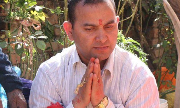 मलाई मेरै नेपाल प्यारो
