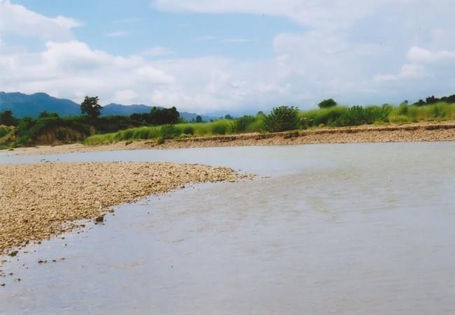 नदी पार गराउन बालीघरे प्रथा