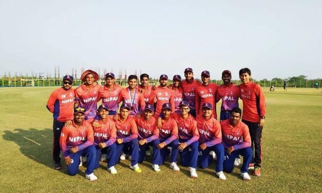 नेपाल र अफगानिस्तान यू-१९ क्रिकेटमा तेस्रो स्थानका लागि भिड्दै