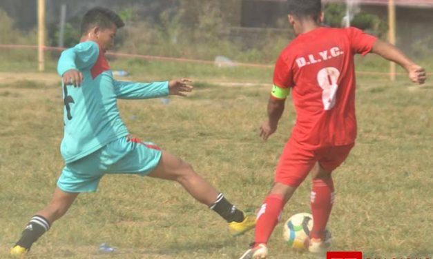 नामीनगर तरुण कप फुटबलको फाइनलमा