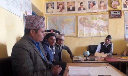 कपुरकोटका विद्यालयमा भौतीक पूर्वाधारको अभाव, स्थानीय सरकारद्धारा अनुगमन