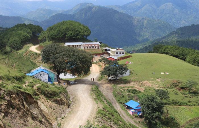 फेरिए सिमानाका गाउँ