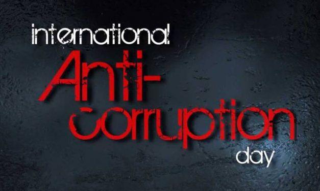 आज भ्रष्टाचारविरुद्धको अन्तर्राष्ट्रिय दिवस, दाङसहित देशभर विभिन्न कार्यक्रम गरी मनाईदै