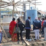 देउकी सामुदायिक वनको नर्सरी तथा जडिबुटी प्रशोधन मेसिनको अनुगमन