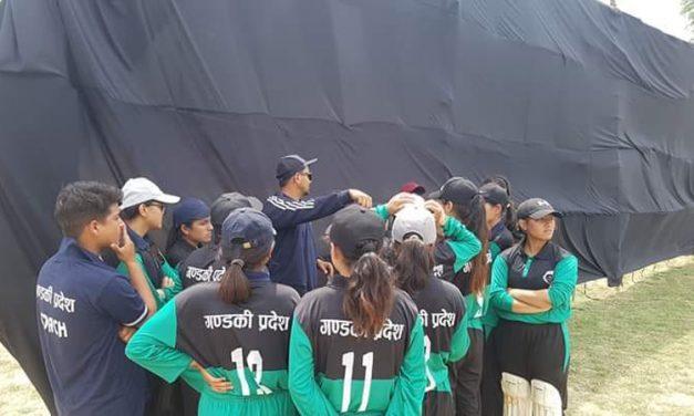 महिला क्रिकेट : प्रदेश ५ लाई हराउँदै प्रदेश २ सेमिफाईनलमा