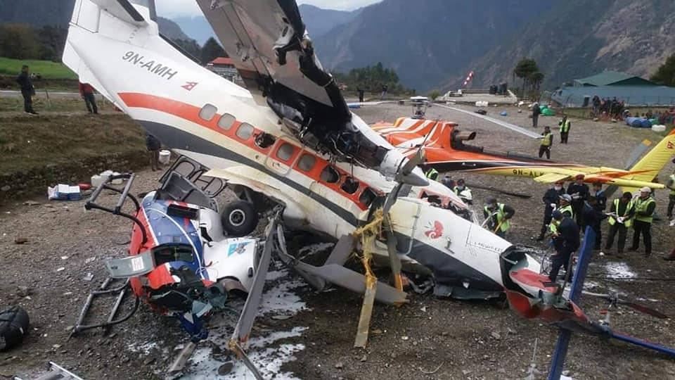 लुक्ला विमान दुर्घटनाको छानबिन गर्न समिति गठन