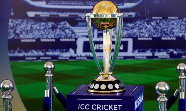 आईसीसी विश्वकप आजदेखि शुरु, उद्घाटन खेलमा दक्षिण अफ्रिका र इंग्ल्याण्ड भिड्दै