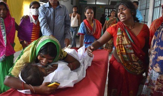 बिहारमा भाइरल इन्सेफलाइटिसबाट मृत्यु हुने बालबालिकाको संख्या १ सय ३ पुग्यो