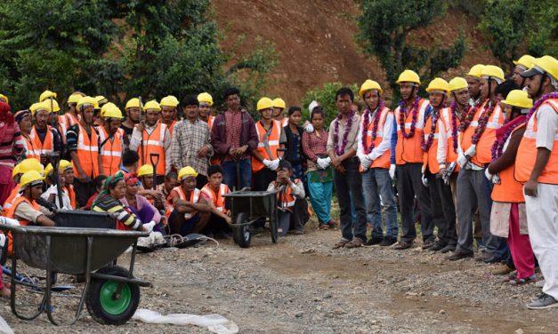 कपुरकोट गाउँपालिकाबाट दुई सय ७२ जनाले पाए रोजगार