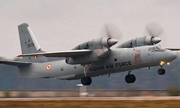 ४२ घण्टा बित्दा पनि पत्ता लागेन भारतीय लडाकू विमान