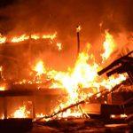 रोल्पाको एक वडा कार्यालयमा आगजनी