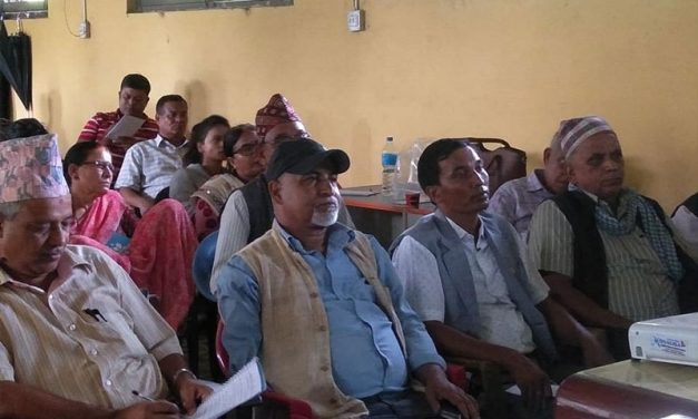आर्थिक समृद्धिको मुल वहाक सहकारी : प्रदेश सभा सदस्य शर्मा