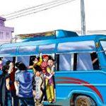 दाङमा यात्रालाई सुरक्षित बनाउन 'सेफ्टी पिन' कार्यक्रम, बसमा प्रहरी परिचालन