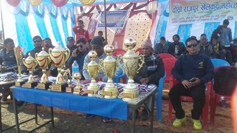 राजपुर दोस्रो राजपुर खेलकुद महोत्सव सम्पन्न