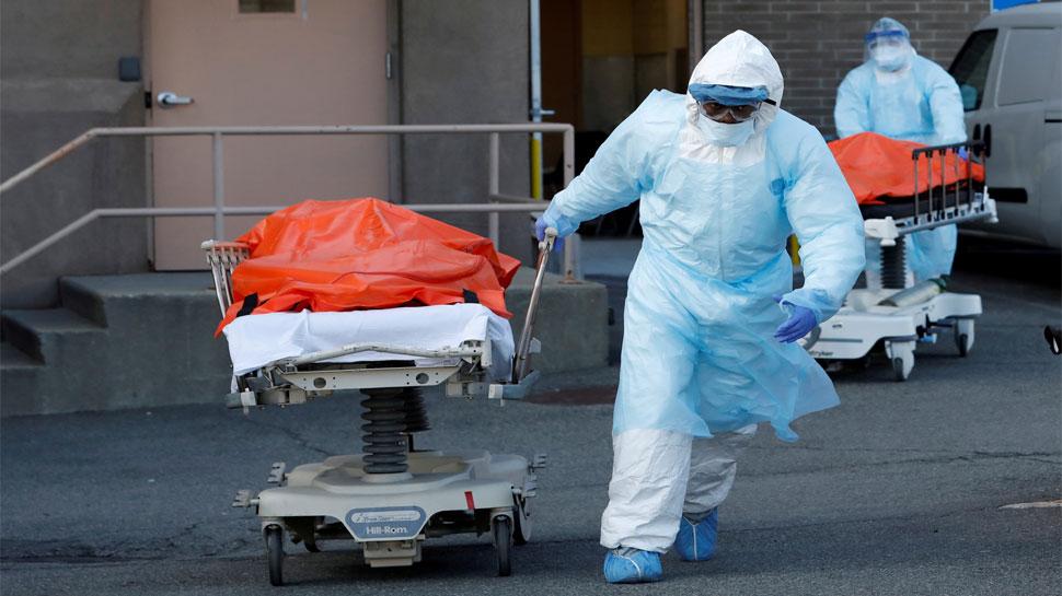 विश्वभर कोरोनाबाट मृत्यु हुनेको संख्या २ लाख ८२ हजार बढी