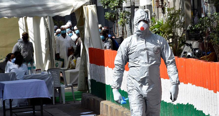 भारतमा एकैदिन ९० हजार बढीमा कोरोना भाइरसको संक्रमण पुष्टि