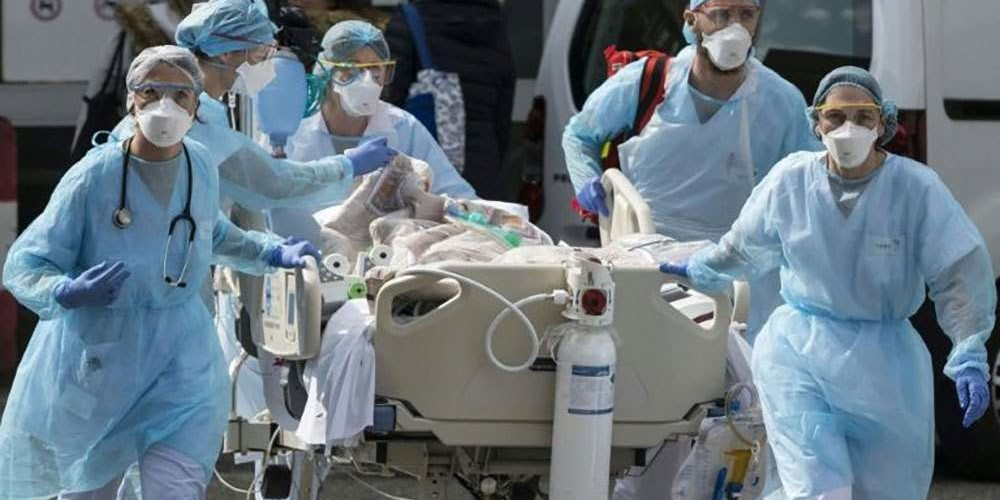 भारतमा कोरोना : २४ घण्टामा १३४ को मृत्यु, ३ हजार ७२२ संक्रमित