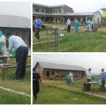 राजपुरमा पहिलोपटक पीसीआर परीक्षणका लागि एक सय ५७ जनाको स्वाबसंकलन