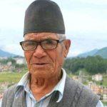 रोल्पा निवासी कम्युनिष्ट नेता बरमन बुढाको निधन