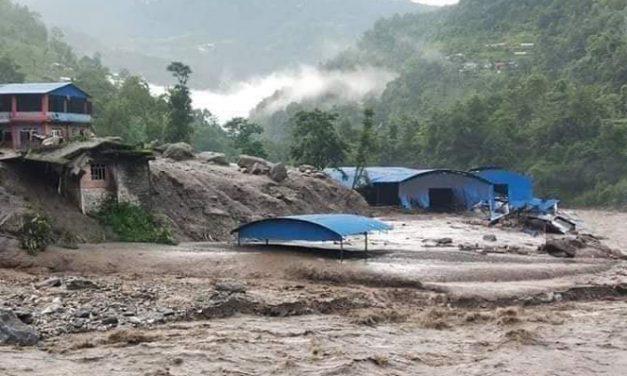मनसुन सुरु भएको ३० दिनमा ८८ जनाको ज्यान गयो, ३५ जना बेपत्ता
