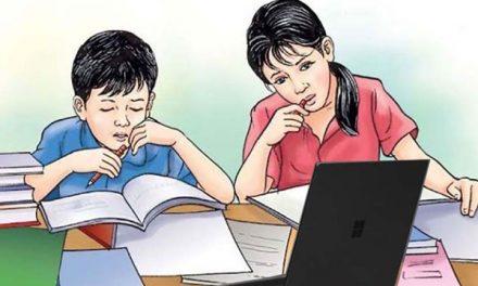 कक्षा १२ मा चालीस नम्बरका लागि अनलाइन परीक्षा हुने