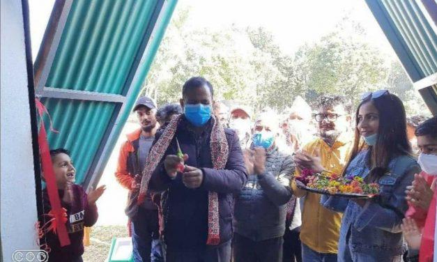 गणेशपुर पार्कमा 'द जंगल रेष्ट्रो'