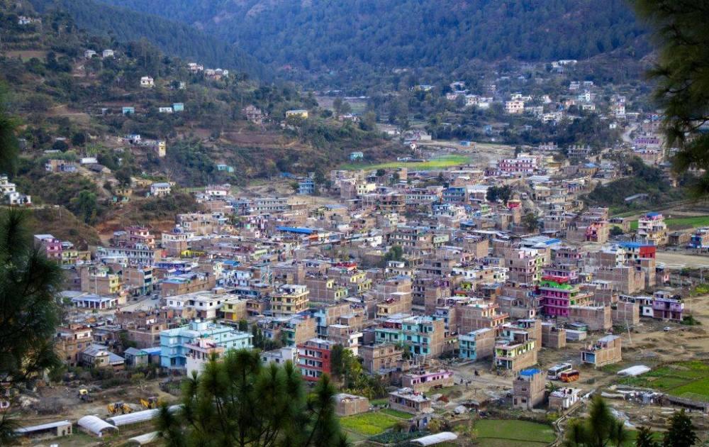 श्रीनगर बजार एक साताको लागी बन्द