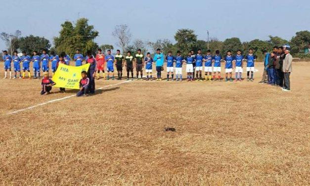 जेके कप फुटबल सुरु, टिवाईसी र केएफसी को विजयी सुरुवात