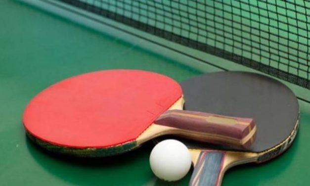 टेबल टेनिस प्रतियोगिताको तयारी पूरा