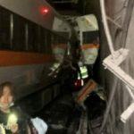 ताइवानमा रेल दुर्घटना हुँदा ३६ जनाको मृत्यु, ७२ जना घाइते