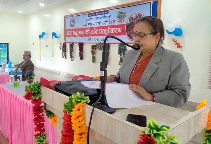 तुलसीपुर नगरपालिकाको स्वाथ्यको बजेट: मेट्रो अस्पताललाई ५ करोड