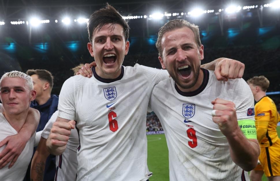 इंग्ल्याण्डको नयाँ इतिहास, पहिलो पटक युरोकपको फाइनलमा, डेनमार्क २-१ ले पराजित