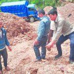 'तुलसीपुर-कालिमाटी-बाटेचौर सडक कालोपत्रेको काम आधा पनि भएन्'