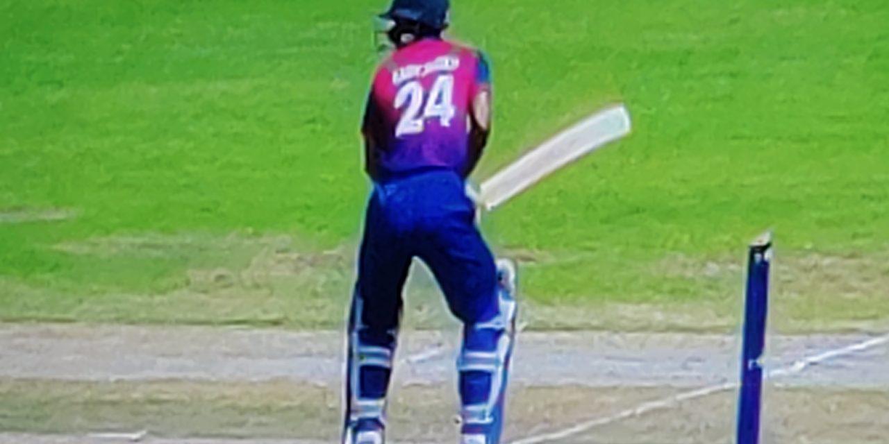 पपुवान्युगिनी विरुद्धको मैत्रीपूर्ण एक दिवसीय क्रिकेटमा नेपाल विजयी