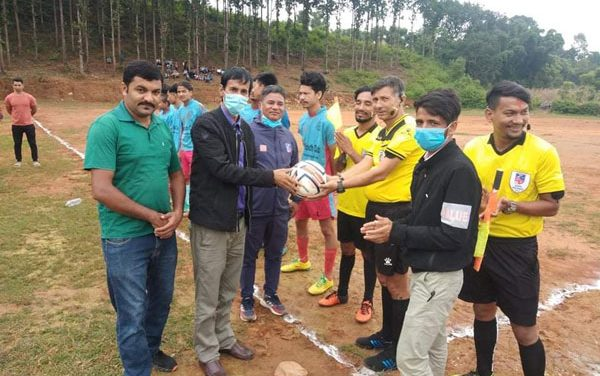 खुला फुटबल प्रतियोगितामा टाईगर, रोयल बिजौरी र आर केको विजयी सुरुवात